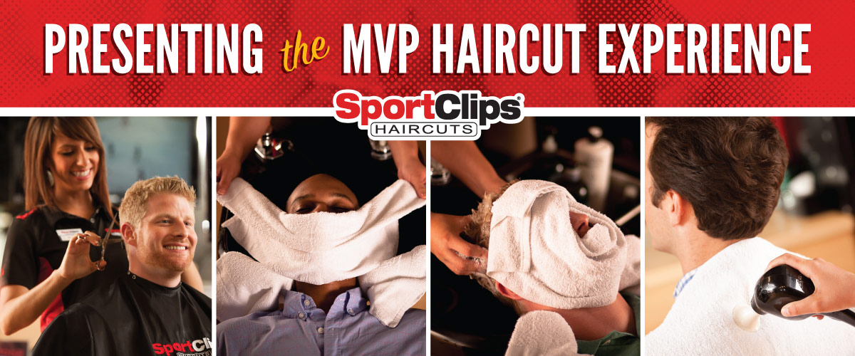 The Sport Clips Haircuts of Lincoln  MVP Haircut Experience